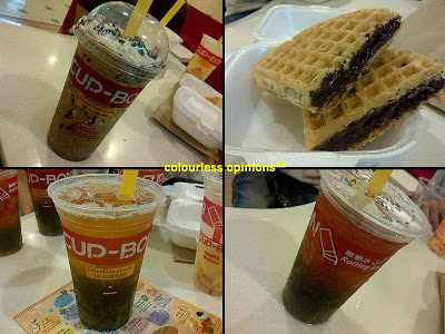 Cup Bon Bubble Teas and Waffles