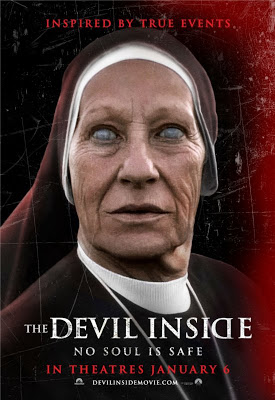 The Devil Inside 2012 film movie review