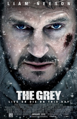 The Grey 2012 movie poster