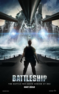 Battleship 2012 film movie poster
