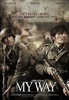 My Way 2011 Korean film movie poster