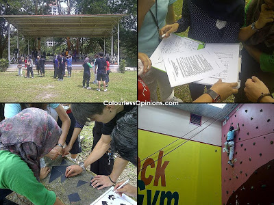 Awana Genting Highlands Outdoor Activities Adventure Hunt