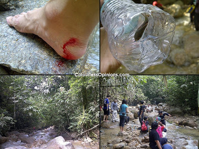 Awana Genting Highlands Outdoor Activities Adventure Jungle Trekking Leech River