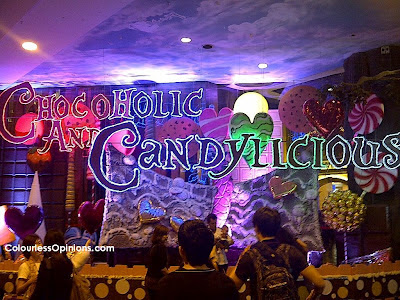 Chocoholic & Candylicious Genting Resorts World