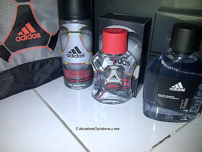 Adidas Body Care Extreme Power Special Editian & Dynamic Pulse