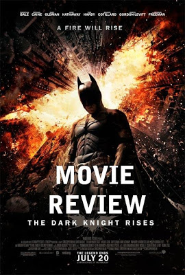 Dark Knight Rises 2012 film movie poster