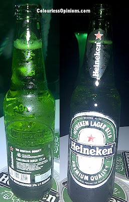 Heineken New Bottle 2012