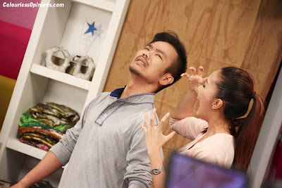 Alvin Wong & Chelsia Ng on Small Mission Enterprise SME TV Sitcom