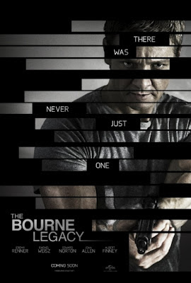 Bourne Legacy 2012 film movie poster