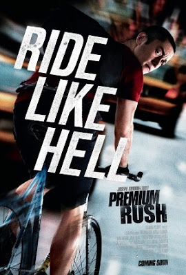 Premium Rush 2012 film movie poster