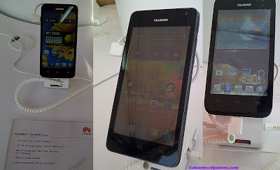 Huawei Ascend mobile phone model d1 quad, g600 and g330