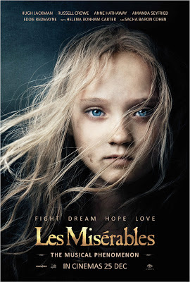 les miserables 2012 film large movie poster