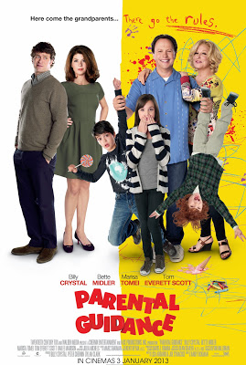 Parental Guidance 2012 film large movie poster