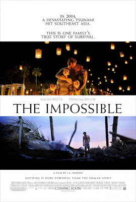 The Impossible 2012 film movie poster large