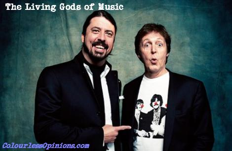 Dave Grohl & Paul McCartney Sound City
