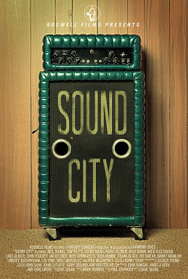 Sound City 2013 documentary film large poster