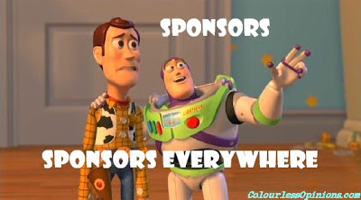 Toy Story Everywhere meme Sponsors