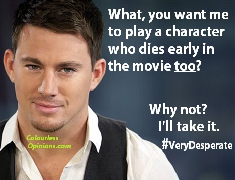 channing tatum duke g.i. joe meme