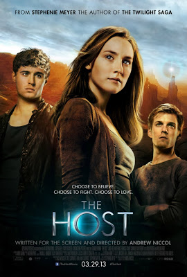 the host 2013 film movie poster