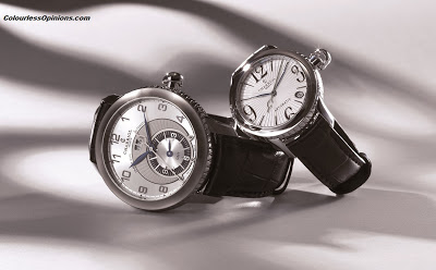 CHARRIOL COLVMBVS Automatic Lady  and Grande Date GMT