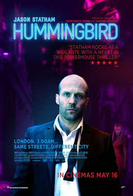 Hummingbird 2013 film movie poster large