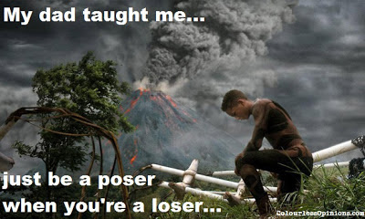 After Earth jaden smith kneeling down pose photo still meme