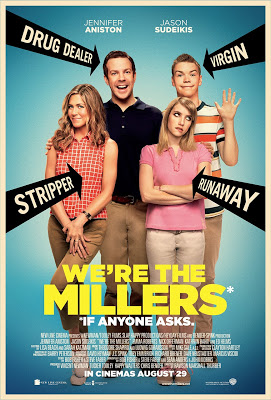 We're the Millers large movie poster malaysia