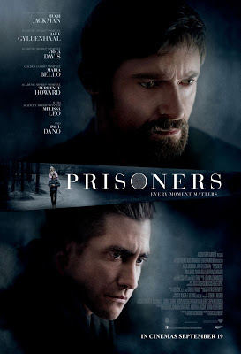 prisoners movie poster malaysia 2013 hugh jackman jake gyllenhaal