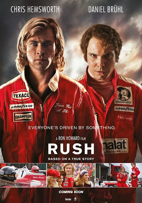 rush 2013 movie poster large