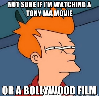 Not sure if Tony Jaa Tom Yun Goong 2 aka The Protector 2 meme