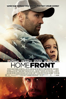 Homefront movie poster large malaysia jason statham vs. james franco