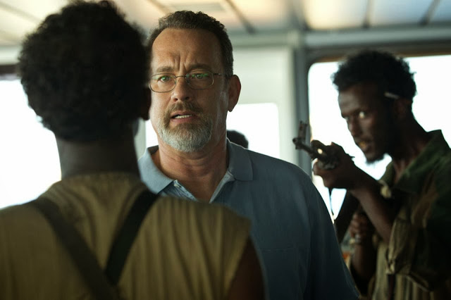 Captain Phillips still - Tom Hanks Irish