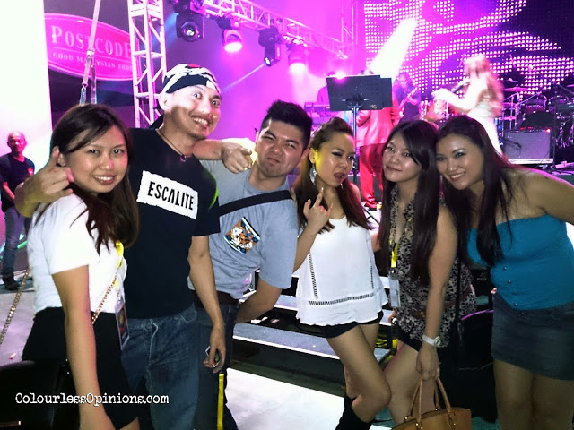 ColourlessOpinions.com at Jaya One 2014 New Year Countdown