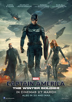Captain America Winter Soldier malaysia movie poster