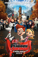 Mr. Peabody and Sherman movie poster malaysia