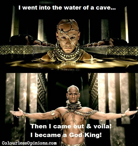 Xerxes meme - 300 Rise of an Empire movie stills