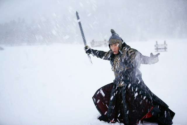 Donnie Yen Iceman movie still