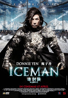 Iceman 2014 冰封侠 hk china film stars donnie yen - movie poster malaysia