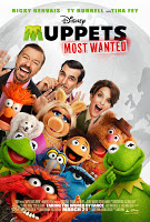 Muppets Most Wanted movie poster malaysia large