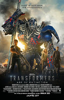 transformers 4 age of extinction movie poster