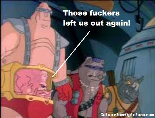 Krang Bebop Rocksteady Ninja Turtles TMNT 2014 meme