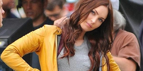 MEgan Fox as April O'Neill in TMNT 2014