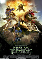 Teenage Mutant Ninja Turtles TMNT 2014 poster malaysia