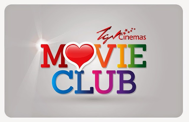 TGV MovieClub flyer
