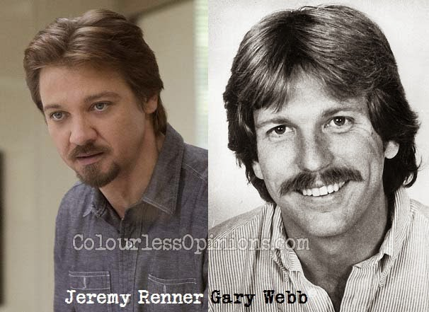 Real Gary Webb Jeremy Renner Kill the Messenger 2014