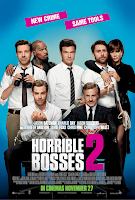 Horrible Bosses 2 poster malaysia