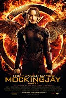 Hunger Games 3 Mockingjay Part 1 poster malaysia