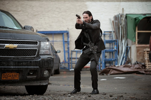 John Wick keanu reeves movie still