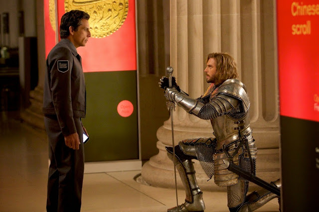Lancelot Night At the Museum 3 still