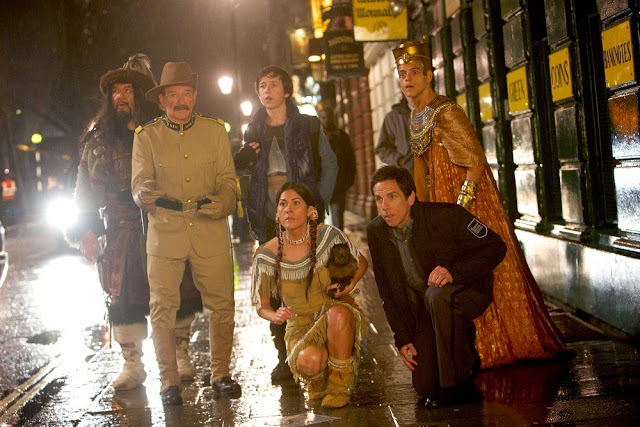 Night of the Museum 3 Secret of the Tomb movie still